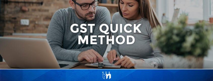 GST Quick Method